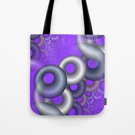 3D abstraction -12- Tote Bag