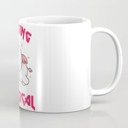 Fucking magical unicorn elephant Coffee Mug