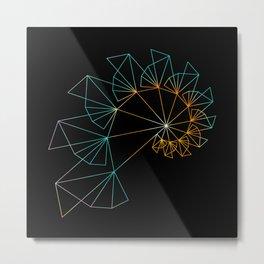 UNIVERSE 34 Metal Print