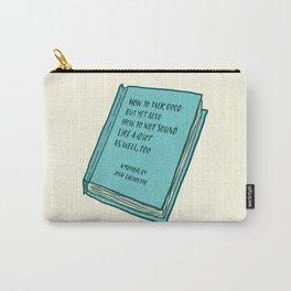 Memoir Carry-All Pouch