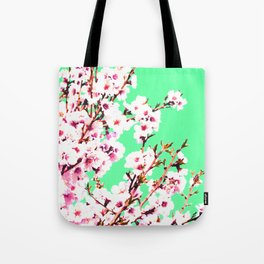 Sakura XII Tote Bag