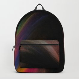 Colors of life and death Backpack