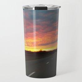 December Sunrise Travel Mug