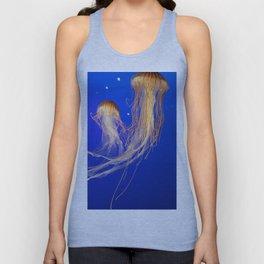Cute Jellyfish Unisex Tank Top