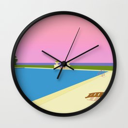Vice Wall Clock