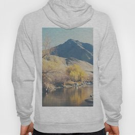 down by the river ... Hoody