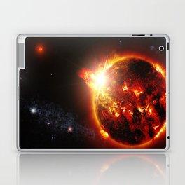 Galaxy : Red Dwarf Star Laptop & iPad Skin
