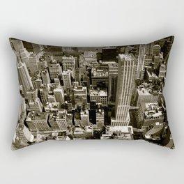 NewYork Rectangular Pillow