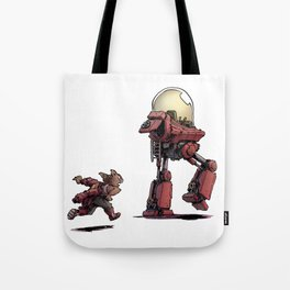Wait for me! Tote Bag