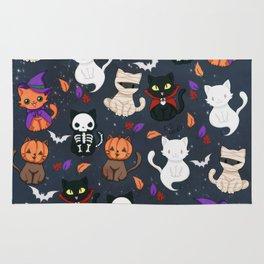 Kitty - Halloween Rug