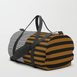 Different Sides (yellow) Duffle Bag