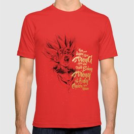 Dragonball Z - Strenth T-shirt