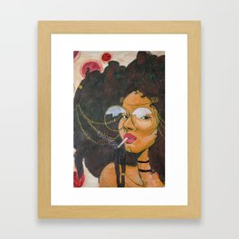 CurlFest '16 Framed Art Print