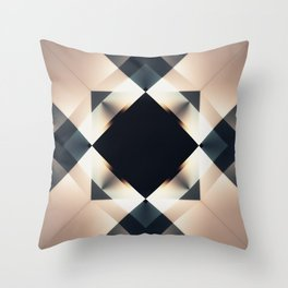 Stand Down Officer Throw Pillow