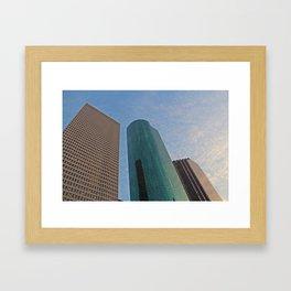 Ground Up Framed Art Print