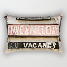 Prairie Pride Rectangular Pillow
