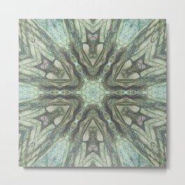 Quartzite Metal Print
