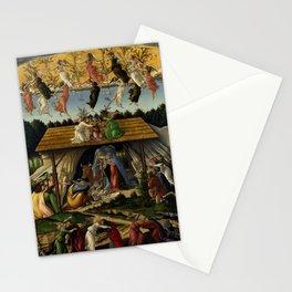 "Sandro Botticelli ""The Mystical Nativity"" Stationery Cards"