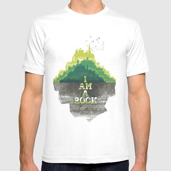 I am a Rock T-shirt