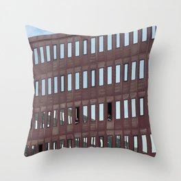 Amsterdam Conversation Throw Pillow