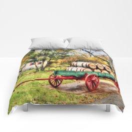 Bourbon Comforters