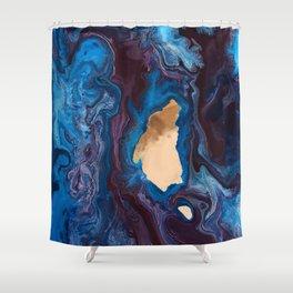 Rift Shower Curtain