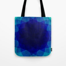 psychedelic flower [Circle Week] Tote Bag