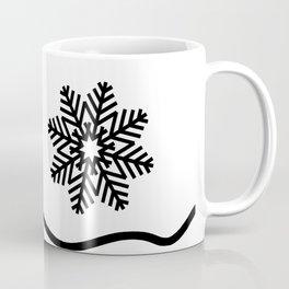 Christmas Trees and Snow Coffee Mug