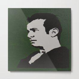 John Fante Painting Metal Print