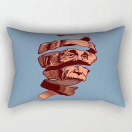 E=M.C. Escher Rectangular Pillow