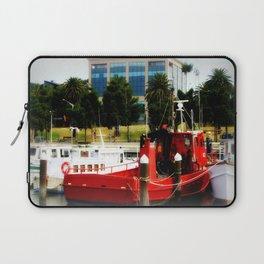 Little red tug Boat Laptop Sleeve