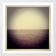 Sea Dreams Art Print