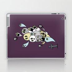 Spooky Ghosts Laptop & iPad Skin