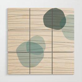 Coit Pattern 24 Wood Wall Art