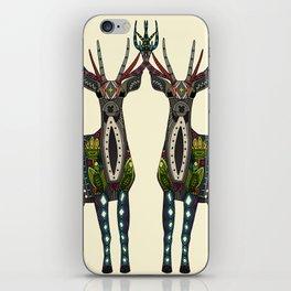 deer vanilla iPhone Skin