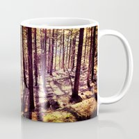 western Mugs featuring Western Woods by Ken Seligson