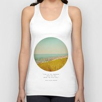 The Last Days of Summer Unisex Tank Top
