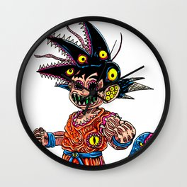 Lil Hero Wall Clock