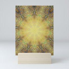 Circle of Sunlight Mini Art Print