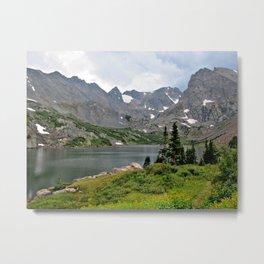 Indian Peaks Wilderness, Colorado Metal Print