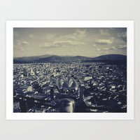 europe Art Prints featuring Europe  by Luis Jimenez