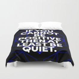 Joel Osteen Quote Duvet Cover