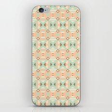 Ethnic Moroccan Motifs Seamless Pattern 18 iPhone & iPod Skin