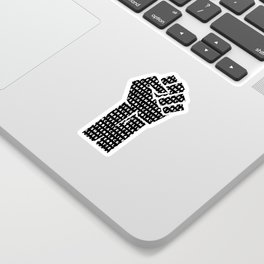 Black Lives Matter – Art – 03 Sticker