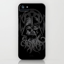 Darth Cthulu iPhone Case