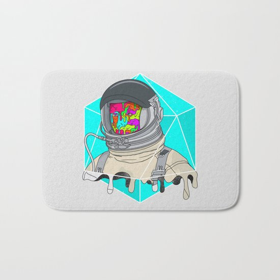 Psychonaut - Light Bath Mat