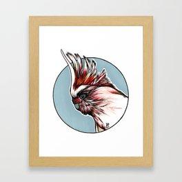 Major Mitchell´s Cockatoo Framed Art Print