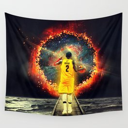 Separate Myself Wall Tapestry