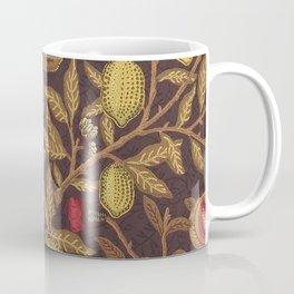 William Morris Vintage Victorian Floral Pattern Coffee Mug