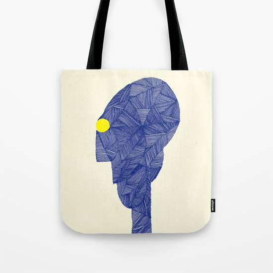 - space message - Tote Bag